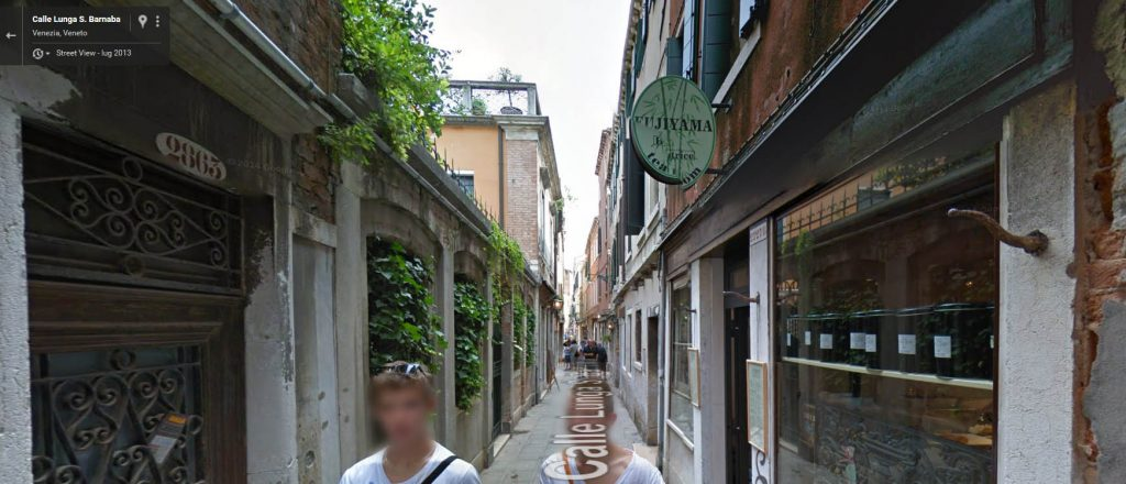 We're also on Street View !